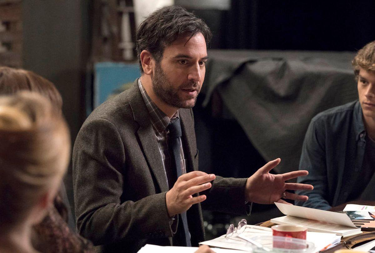 "Josh Radnor in ""Rise"" (NBC/Virginia Sherwood)"