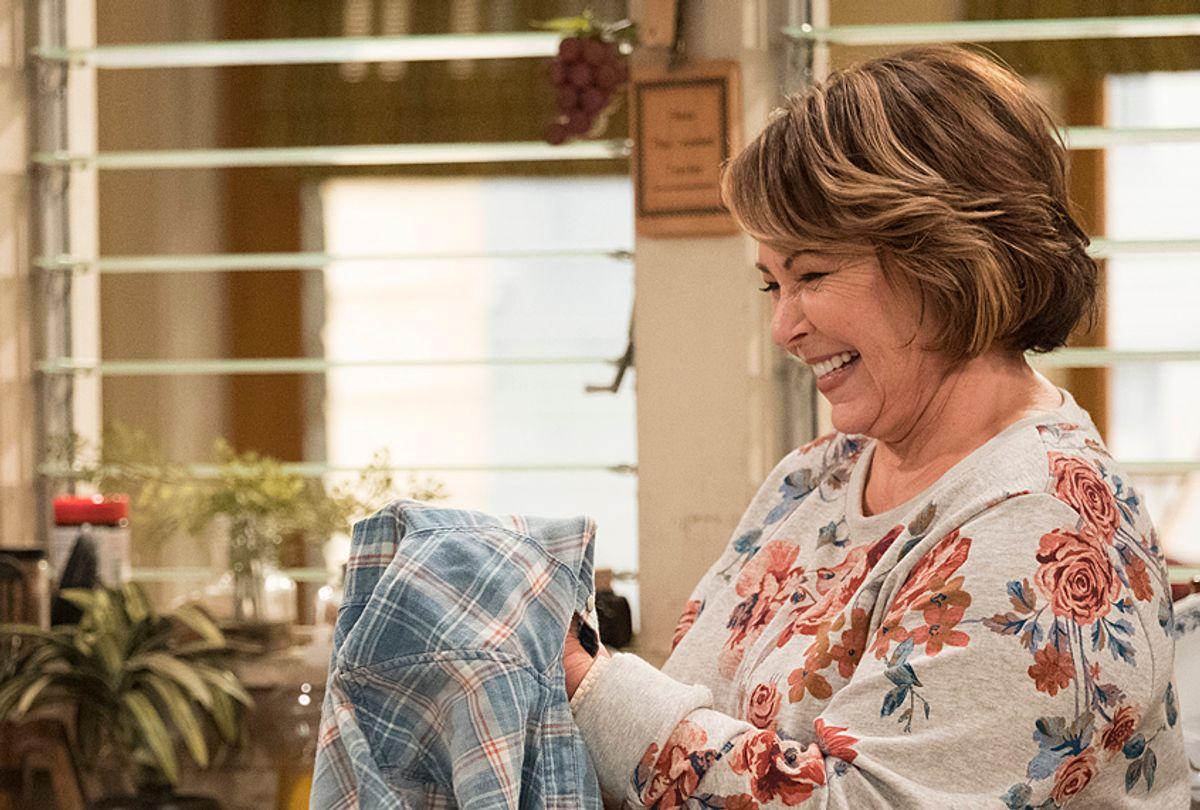 """Roseanne Barr in """"Roseanne"""" (ABC/Adam Rose)"""