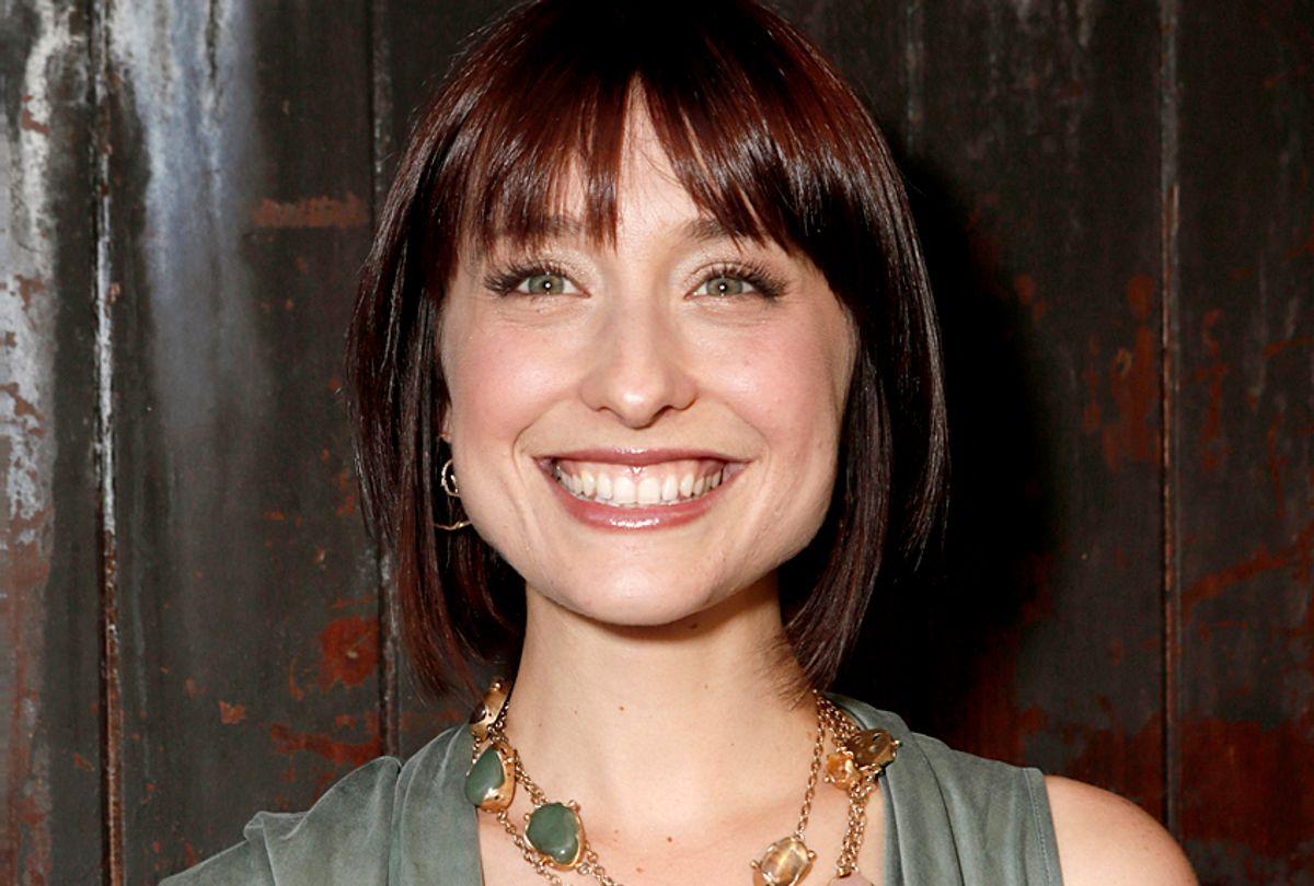 Allison Mack (AP/Todd Williamson)