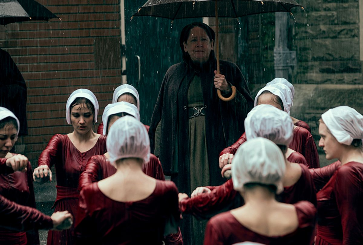 """The Handmaid's Tale"" (Hulu/:George Kraychyk)"