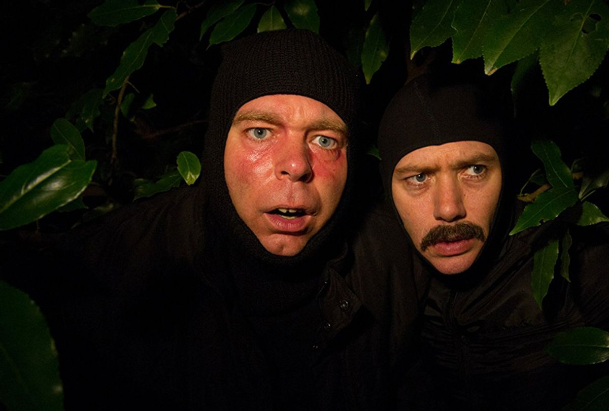 """Steve Pemberton and Reece Shearsmith in """"Inside No. 9"""" (BBC Two)"""