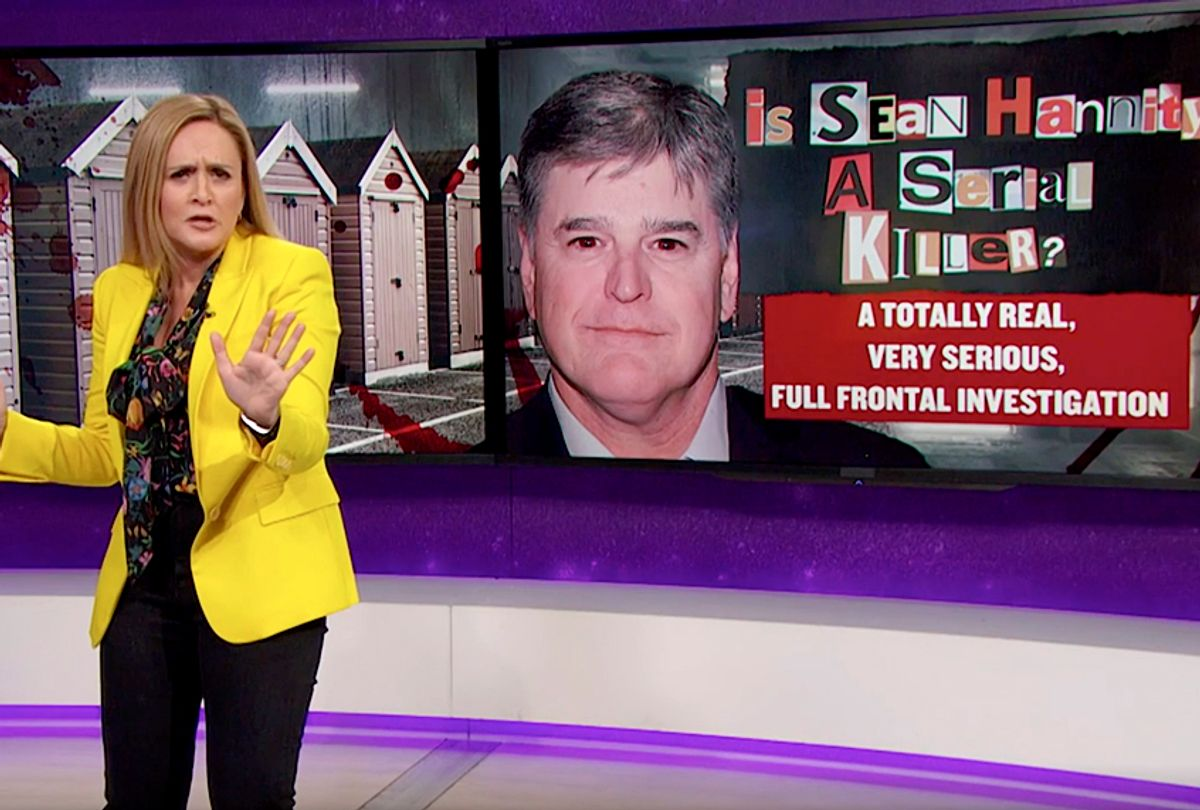 """""""Full Frontal with Samantha Bee"""" (TBS)"""