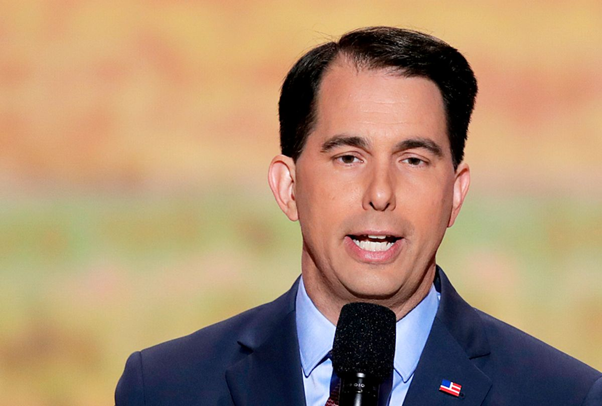 Wisconsin Gov. Scott Walker (AP/J. Scott Applewhite)