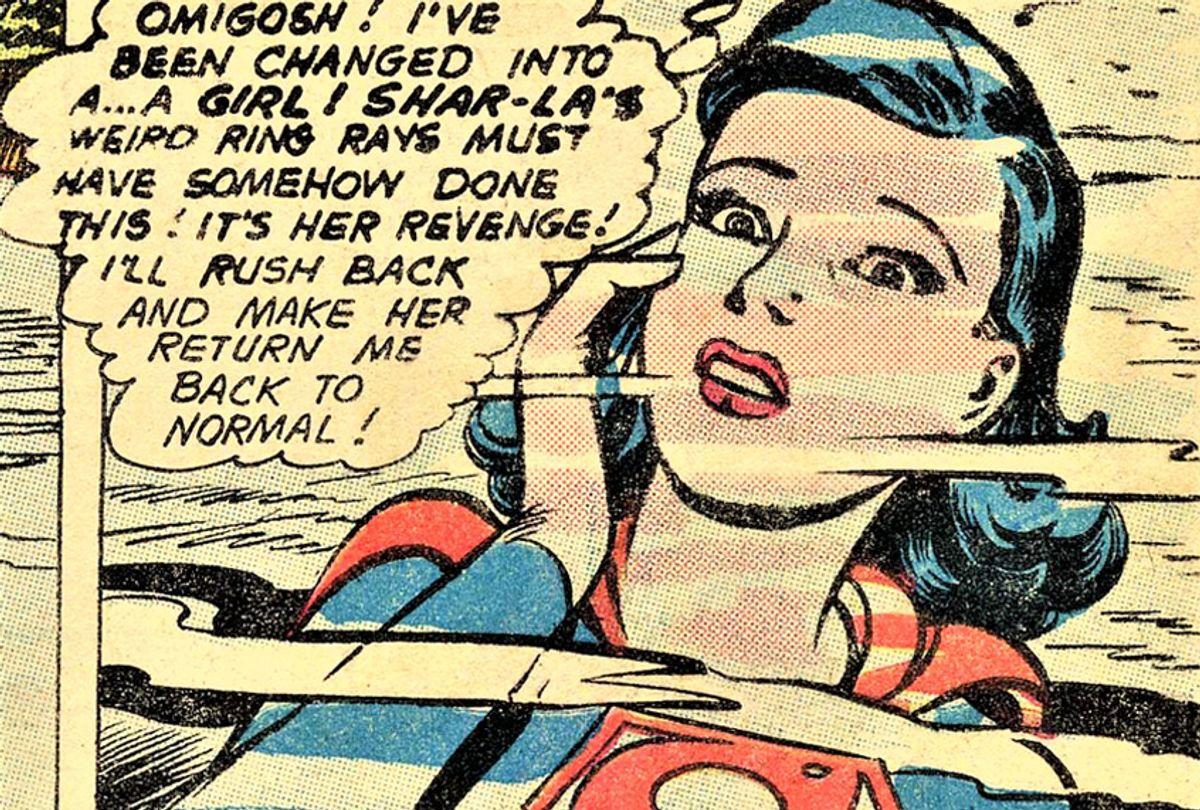 Superboy #78 (Superman family TM & © DC Comics)