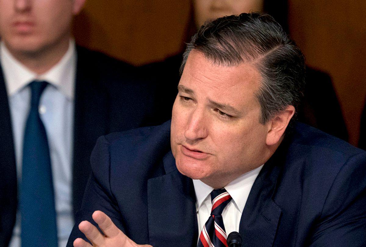 Sen. Ted Cruz (AP/Andrew Harnik)