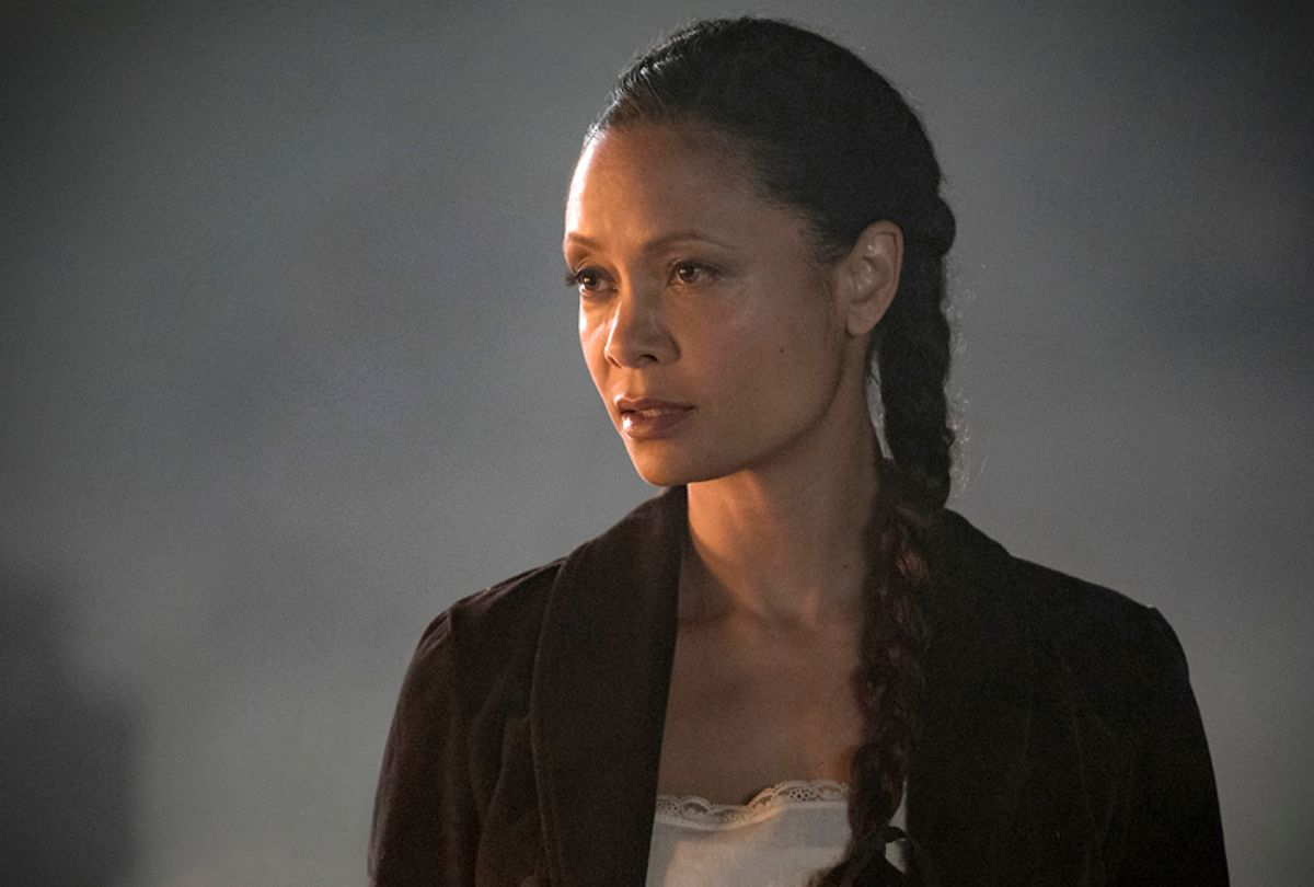 """Thandie Newton in """"Westworld"""" (HBO)"""