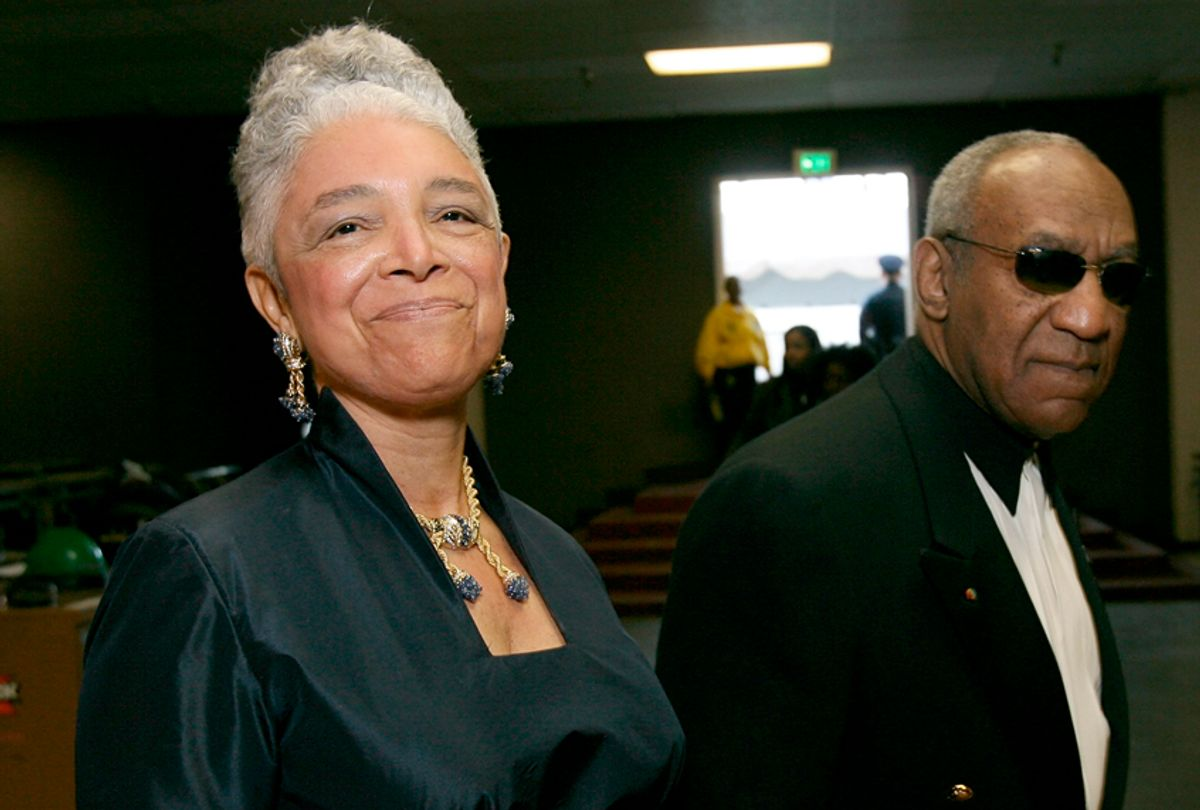 Camille Cosby and Bill Cosby (Getty Images)