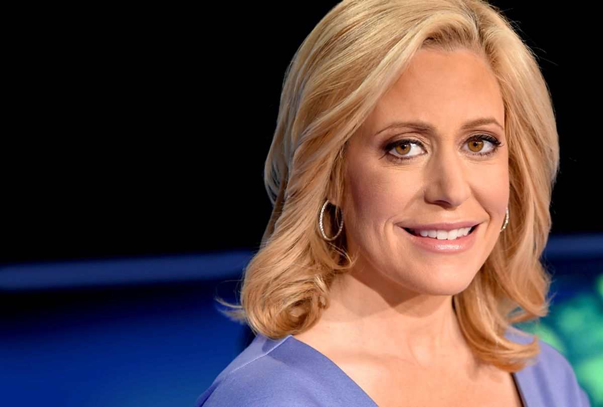 Melissa Francis (Getty/Mike Coppola)