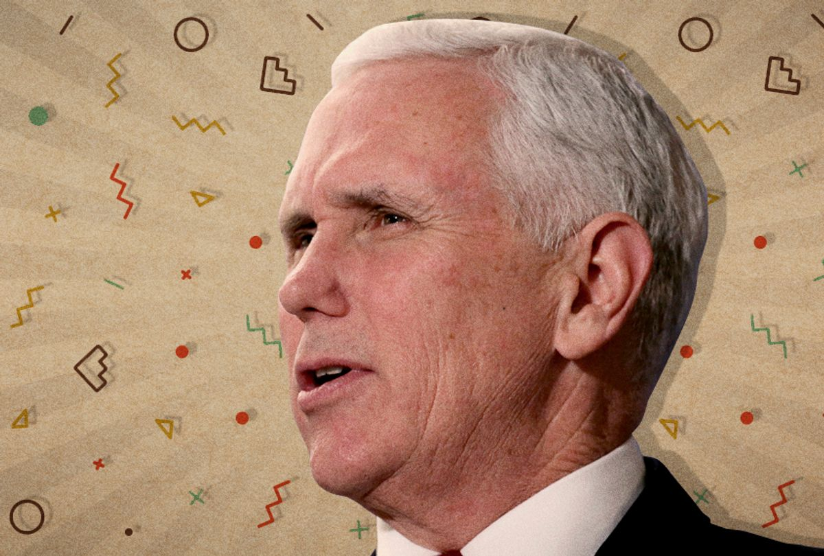 Mike Pence (AP/Getty/Photo Montage by Salon)