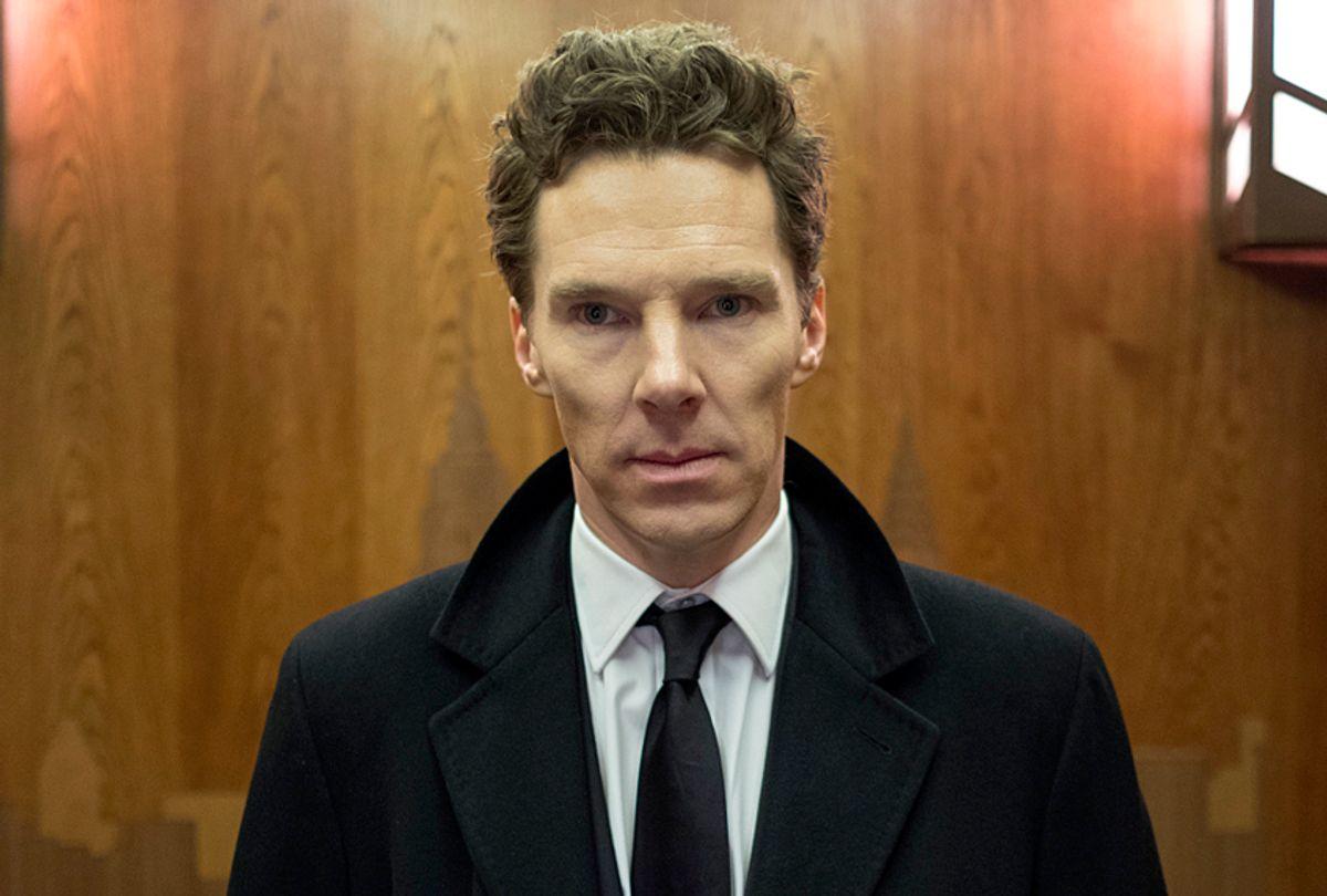 "Benedict Cumberbatch as Patrick Melrose in ""Patrick Melrose"" (Showtime/Ollie Upton)"