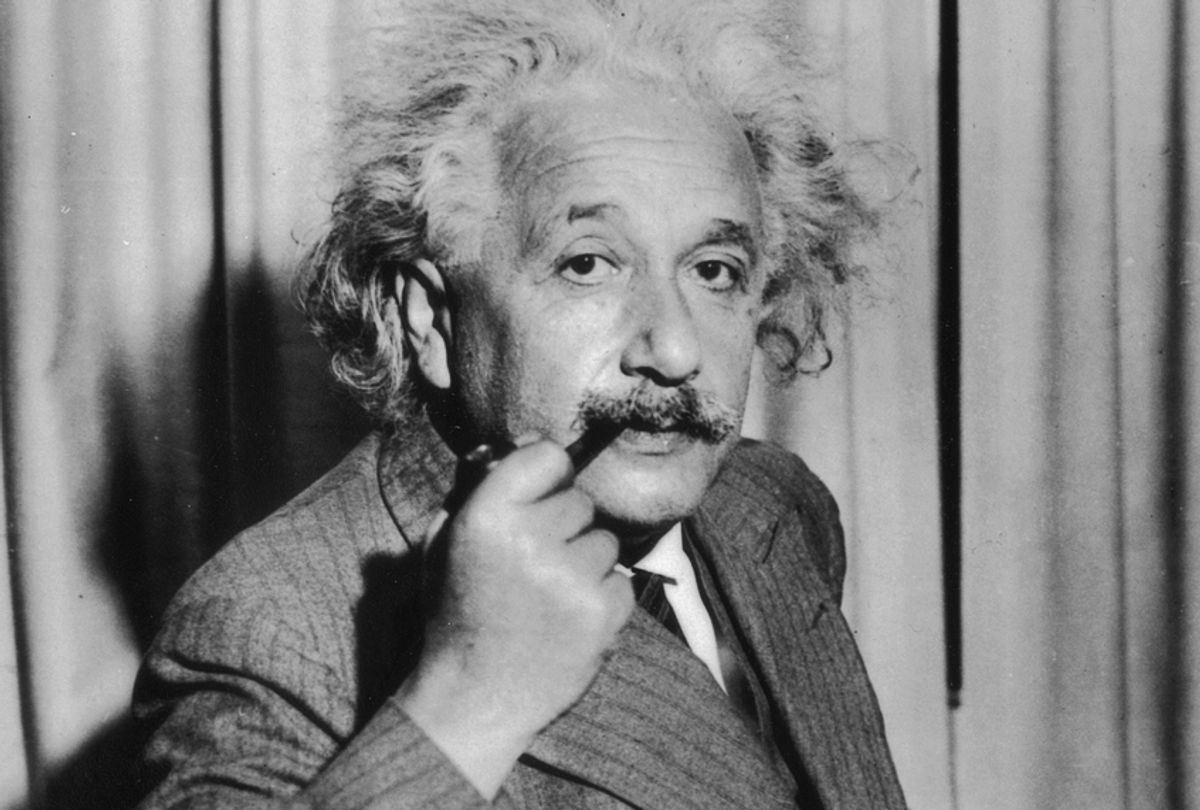 Albert Einstein (Getty Images)