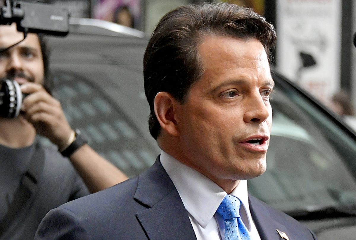 Anthony Scaramucci (Getty/Mike Coppola)