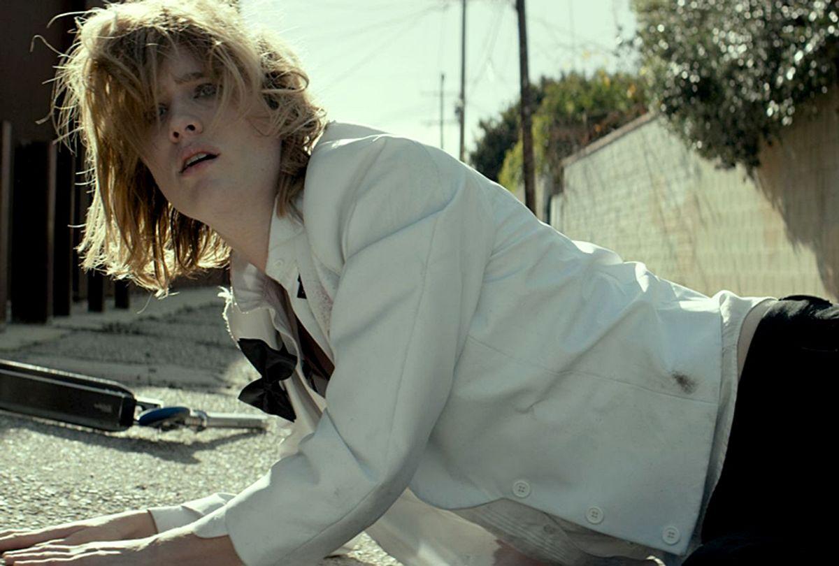 "Mackenzie Davis in ""Izzy Gets the F*ck Across Town"" (LA Film Festival)"
