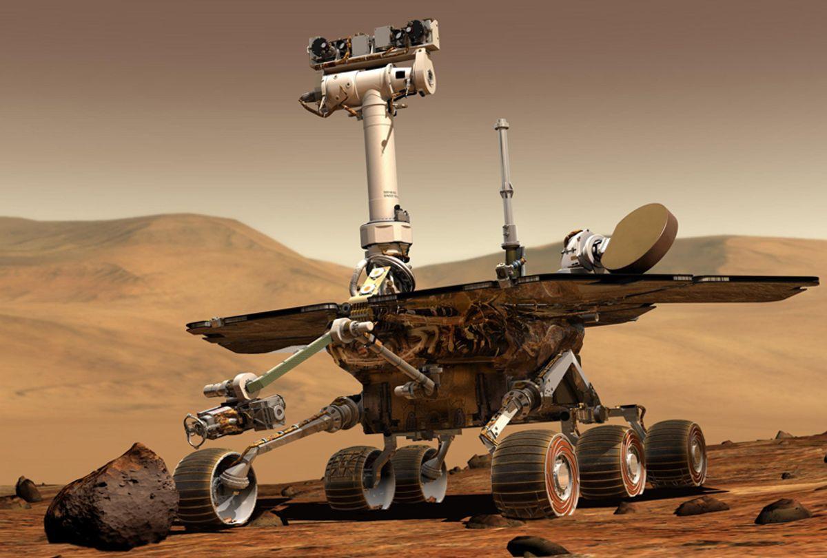 Opportunity rover (NASA)