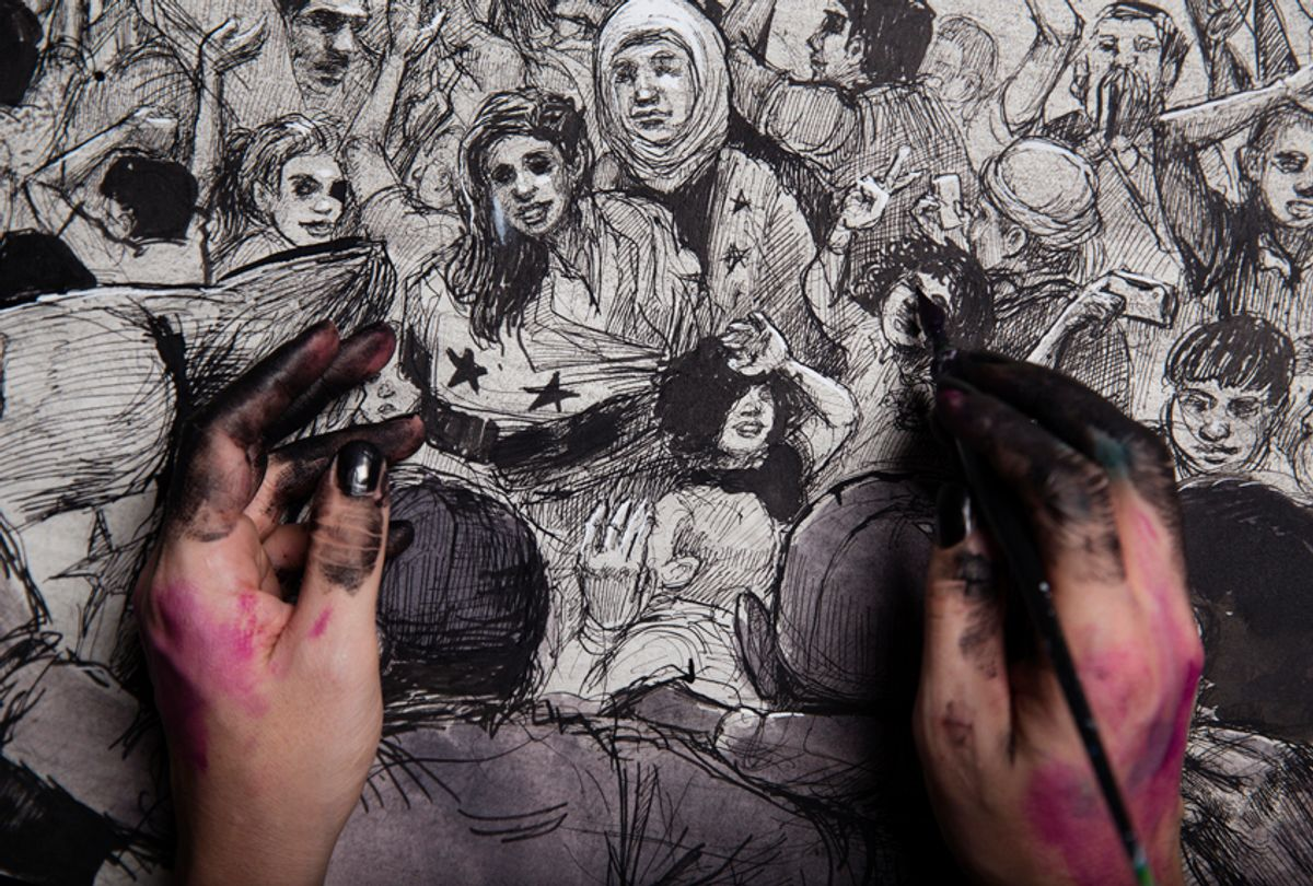 Molly Crabapple (Steve Prue)
