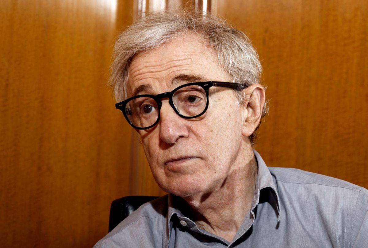 Woody Allen (AP/Matt Sayles)