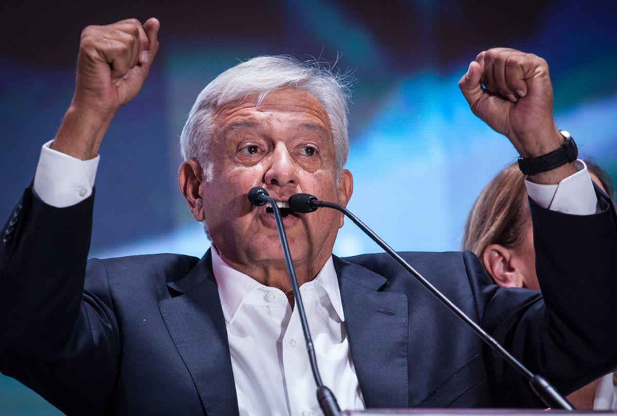Andres Manuel Lopez Obrador (Getty/Pedro Mera)