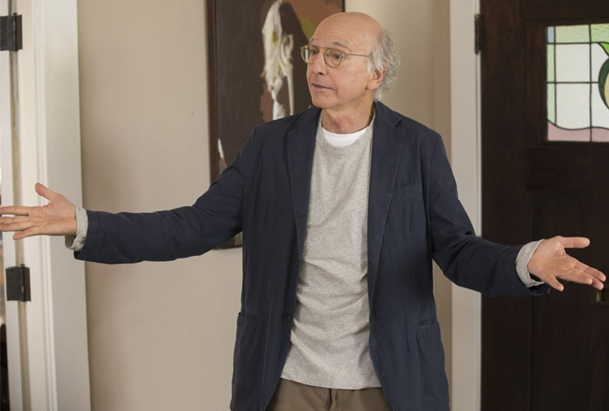 """Larry David in """"Curb Your Enthusiasm"""" (HBO)"""