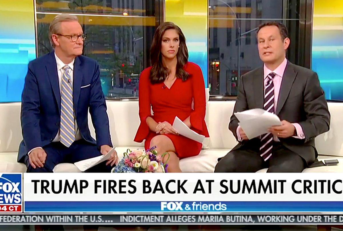 """Fox and Friends"" (Fox News)"