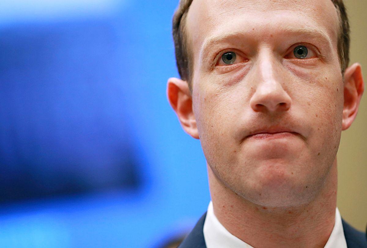Facebook CEO Mark Zuckerberg (Getty/Chip Somodevilla)