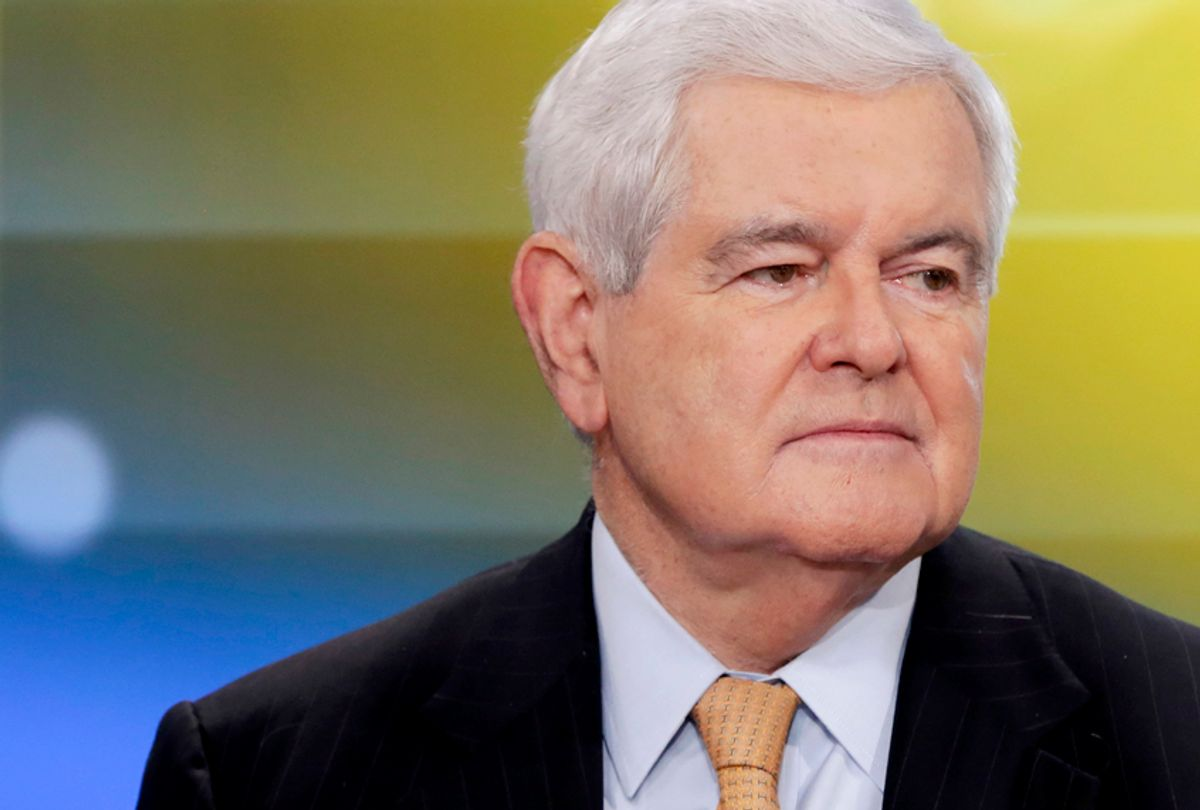 Newt Gingrich (AP/Richard Drew)