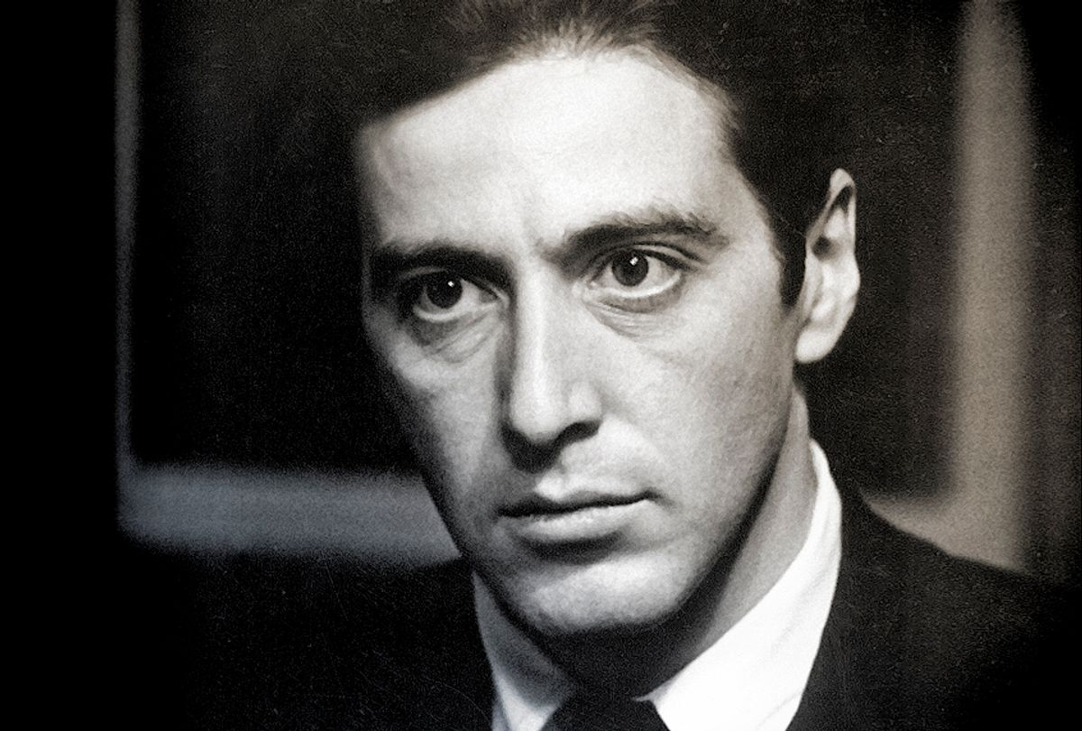 """Al Pacino in """"The Godfather"""" (AP)"""