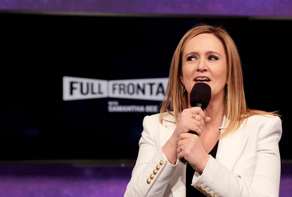 """""""Full Frontal with Samantha Bee"""" (Jessica Miglio/TBS)"""