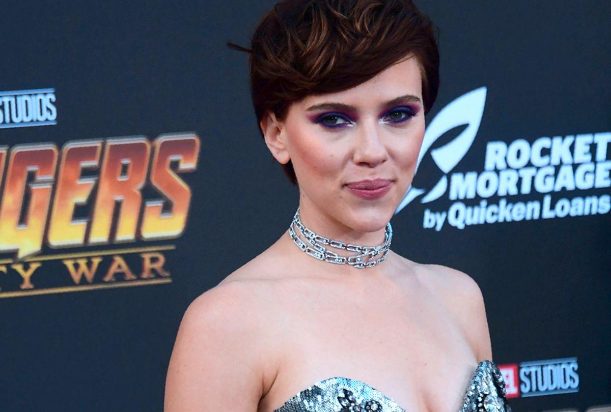 Scarlett Johansson (Getty/Frederic J. Brown)
