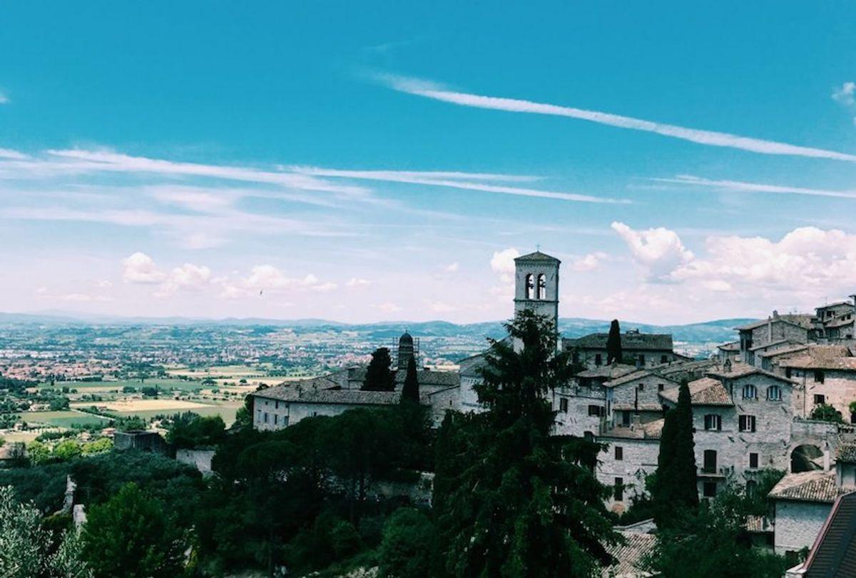 Assisi Italy. (Tess Falotico/Fathom)