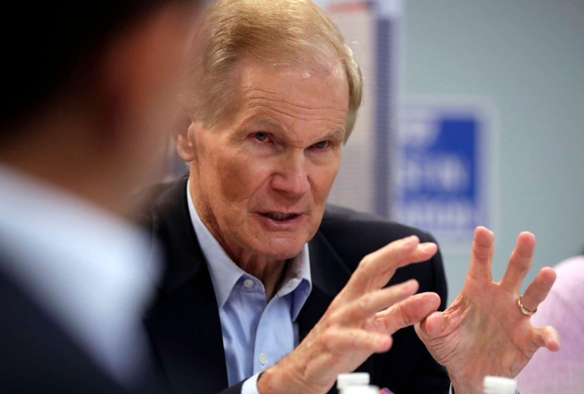 Bill Nelson (AP/Lynne Sladky)