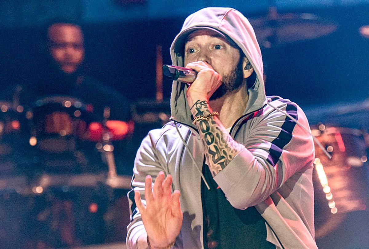 Eminem (AP/Amy Harris)