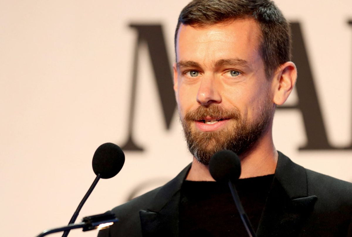CEO of Twitter and Square Jack Dorsey (Getty/Teresa Kroeger)
