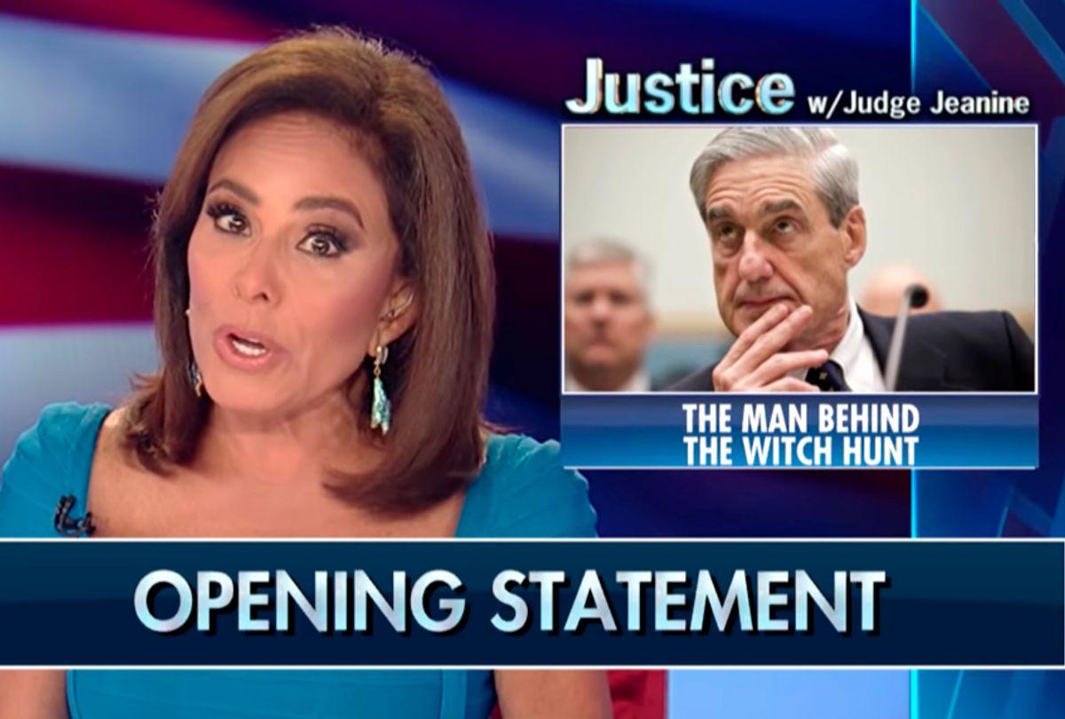Jeanine Pirro (Fox News)
