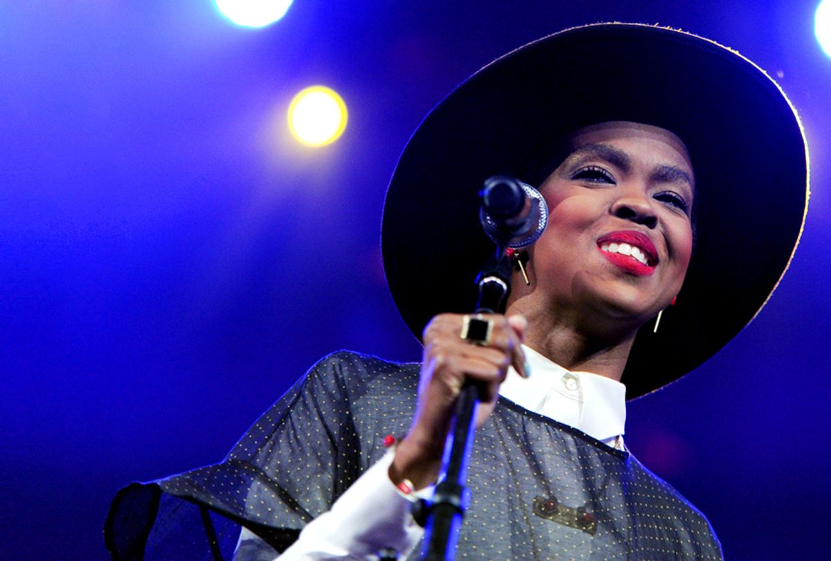 Lauryn Hill (AP/Evan Agostini)