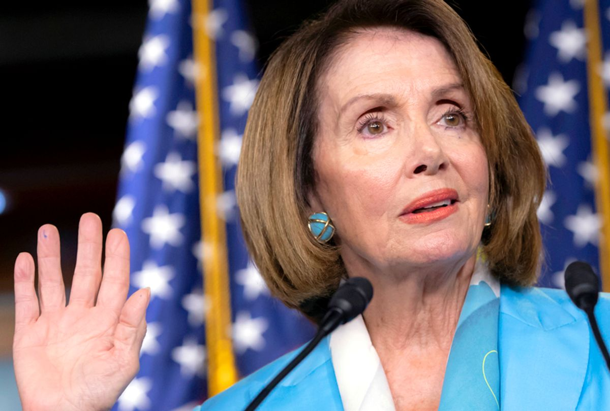 Nancy Pelosi (AP/J. Scott Applewhite)