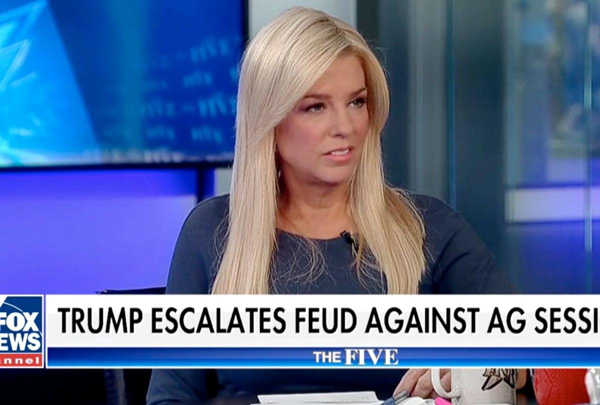 "Pam Bondi on ""The Five"" (Fox News)"