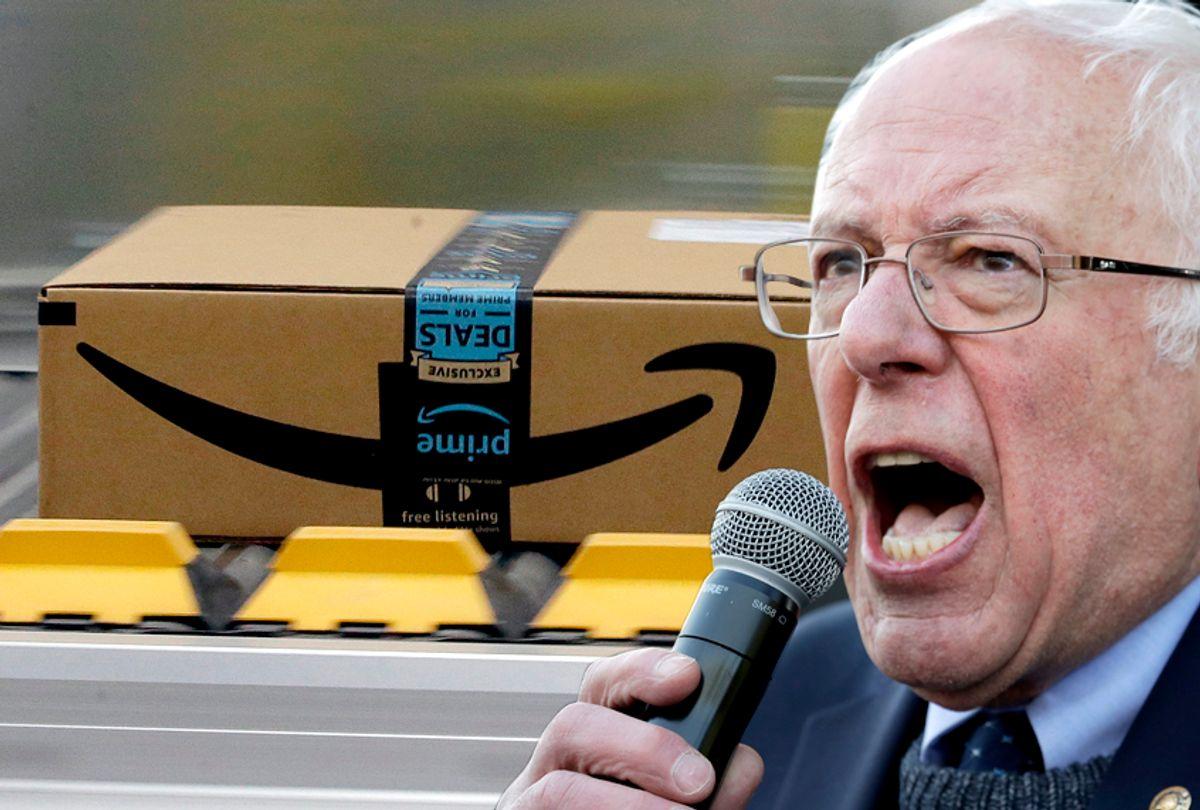Bernie Sanders (AP/Salon)