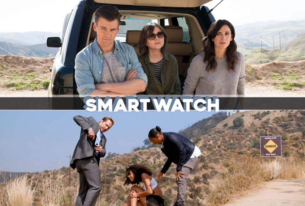 """Casual;"" ""Ryan Hansen Solves Crimes on Television"" (Hulu/YouTube Premium)"
