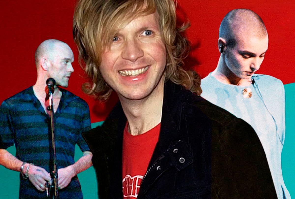 Michael Stipe of R.E.M.; Beck; Sinead O'Connor (AP/Salon)