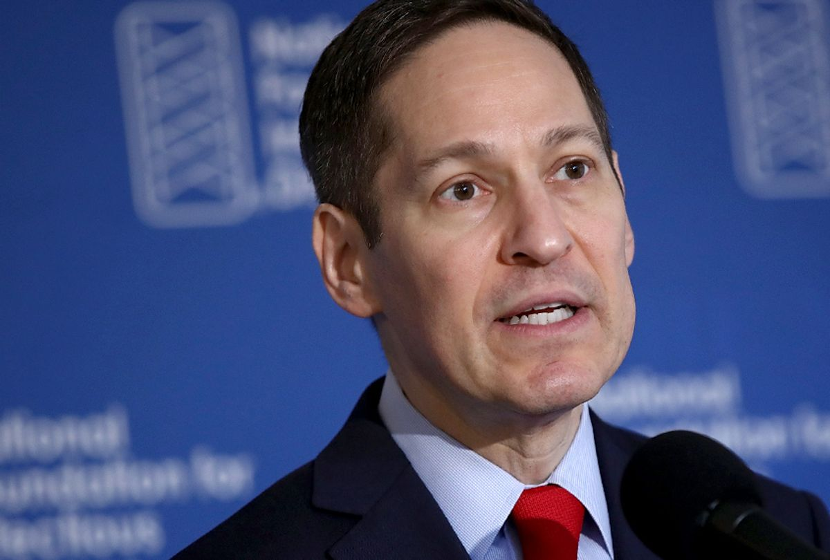 Tom Frieden, former director of the Centers for Disease Control and Prevention (Getty/Win McNamee)