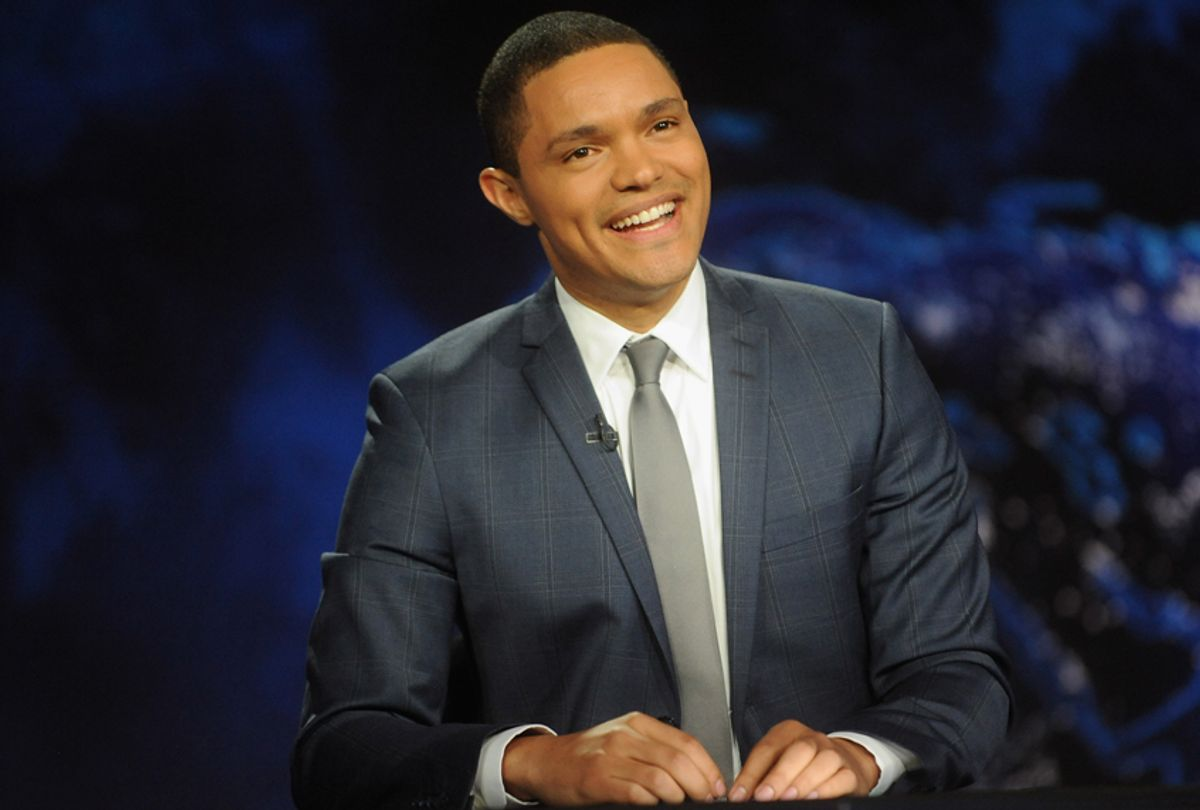 """""""The Daily Show with Trevor Noah"""" (Getty Images For Comedy Central)"""