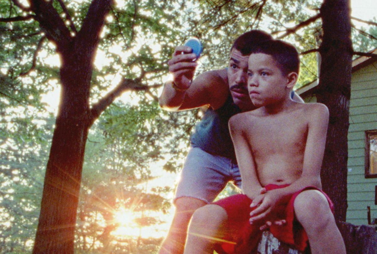 "Raúl Castillo and Evan Rosado in ""We the Animals"" (The Orchard)"