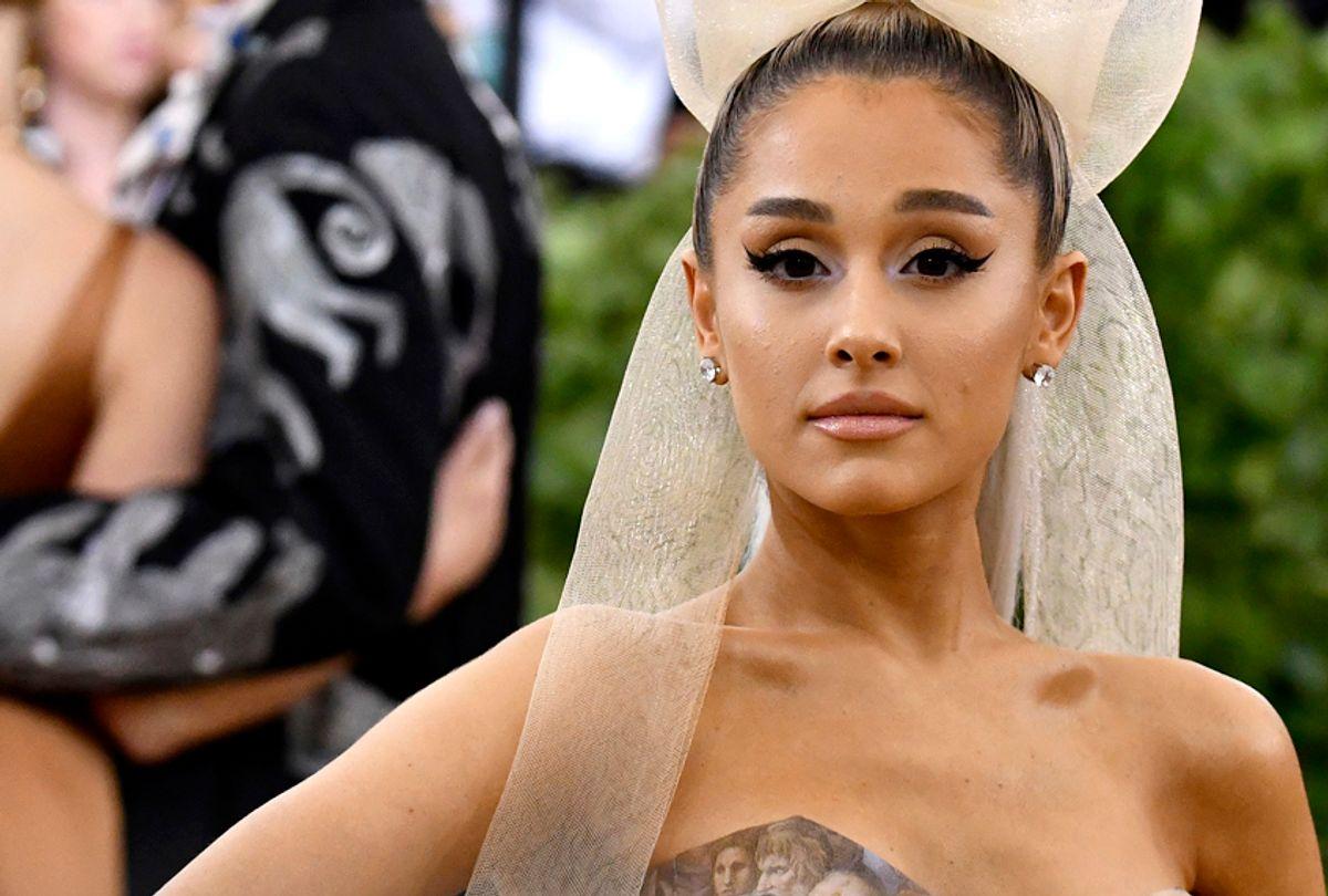 Ariana Grande (AP/Charles Sykes)
