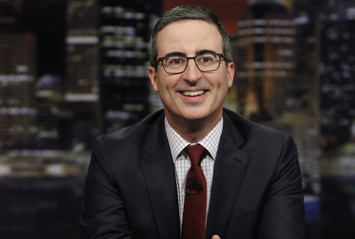 """""""Last Week Tonight with John Oliver"""" (Eric Liebowitz/HBO)"""