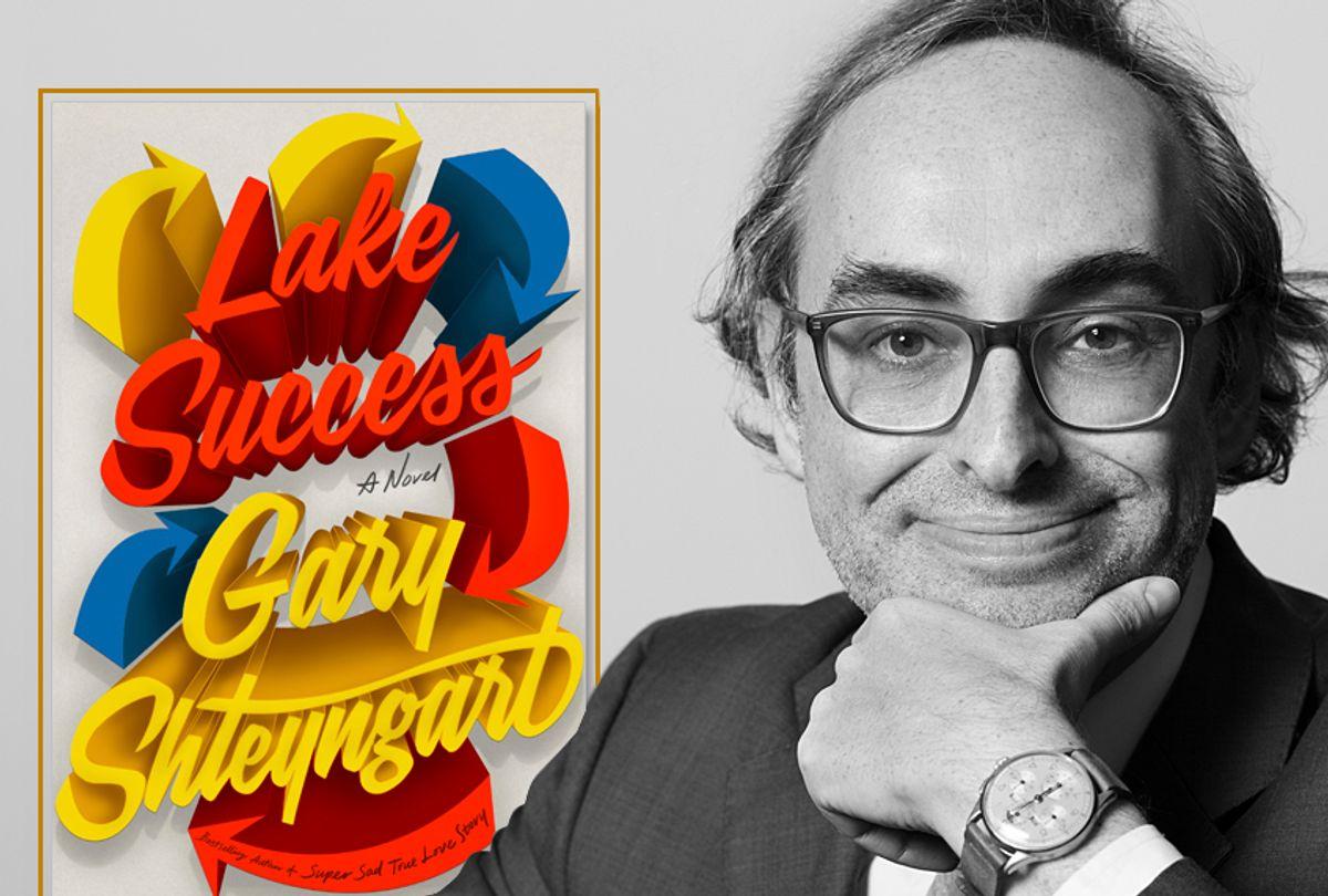 """Lake Success: A Novel"" by Gary Shteyngart (Penguin Random House/Brigitte Lacombe)"
