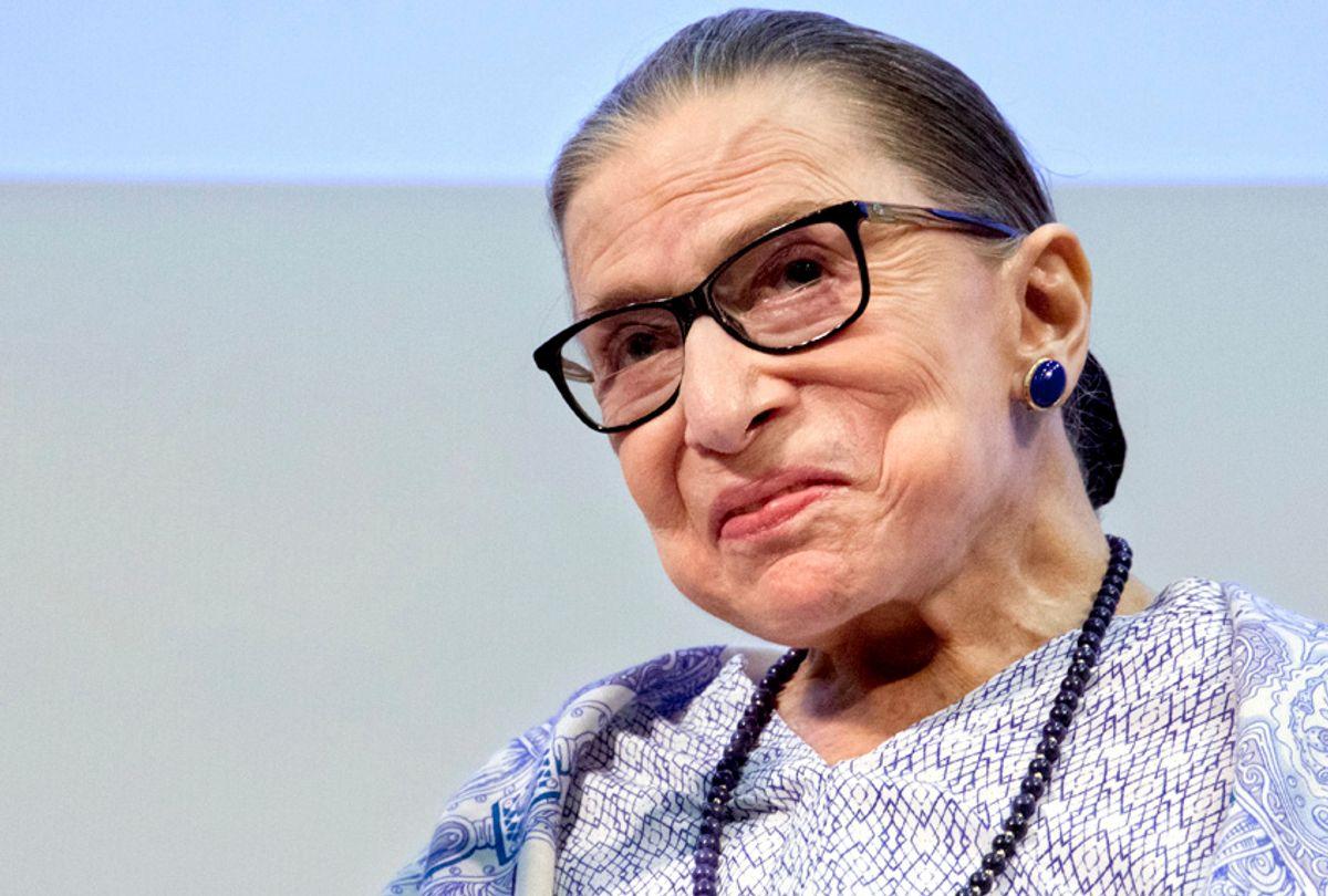 Ruth Bader Ginsburg (AP/Caron Creighton)