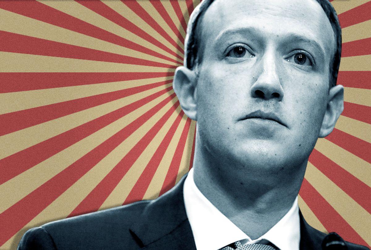 Mark Zuckerberg (AP/Salon)