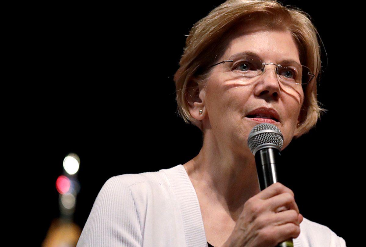 Elizabeth Warren (AP/Charles Krupa)