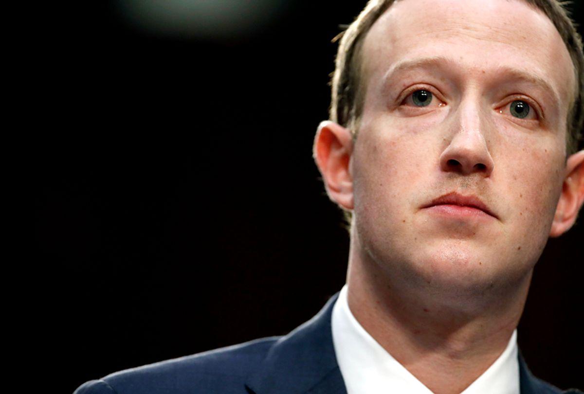 Facebook CEO Mark Zuckerberg (AP/Alex Brandon)