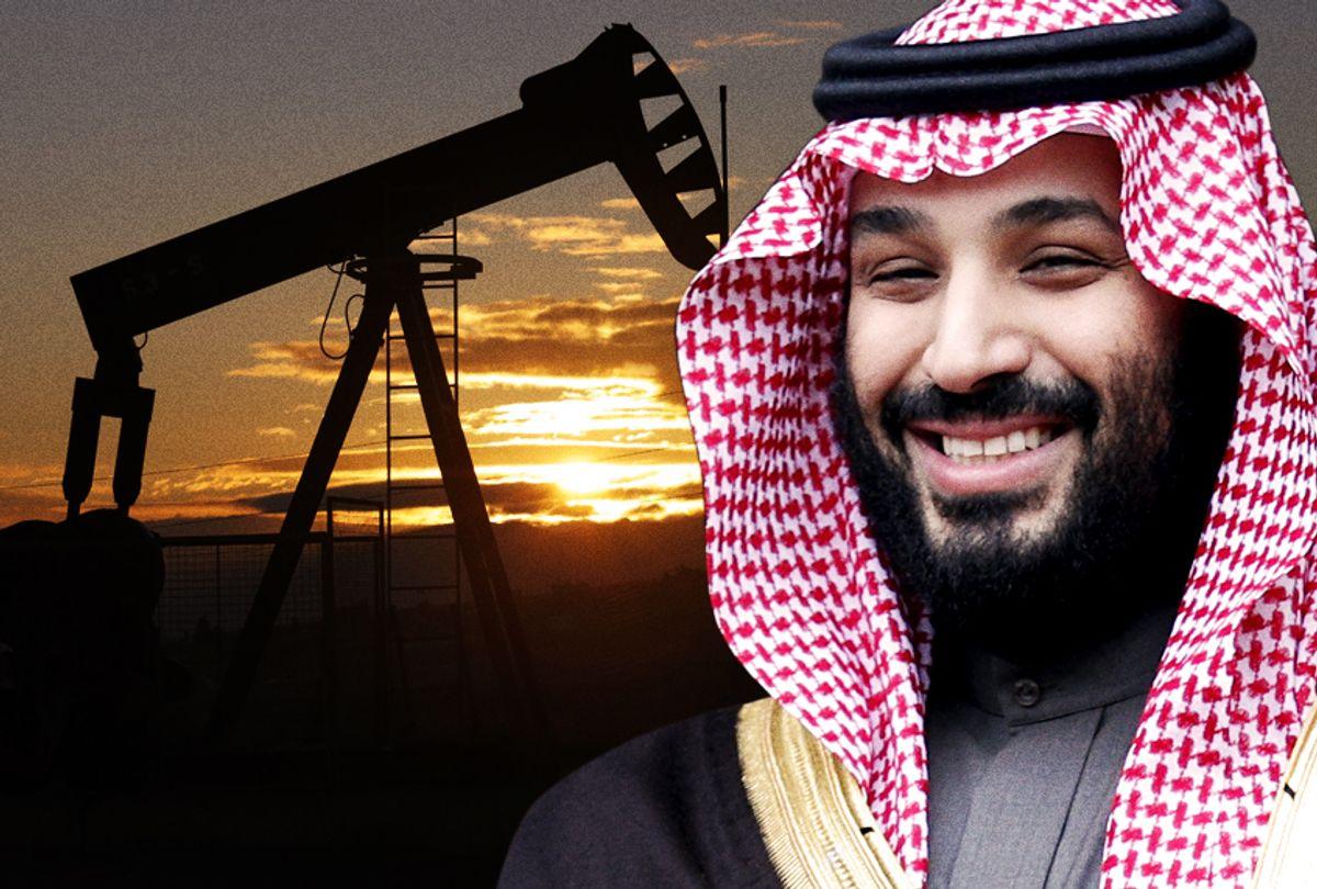 Mohammad Bin Salman  (Shutterstock/AP/Salon)